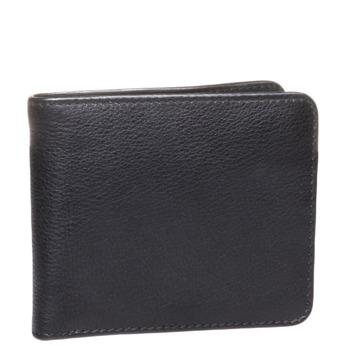 Kožená pánská peněženka bata, černá, 944-6115 - 13