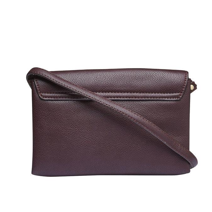 Crossbody kabelka bata, fialová, 961-5348 - 26
