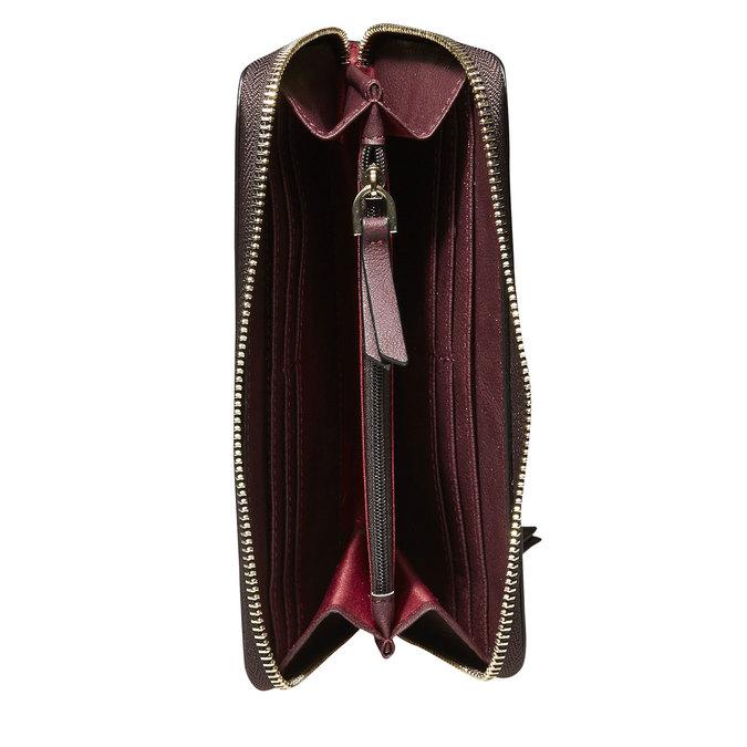 Dámská peněženka bata, hnědá, 941-4102 - 15