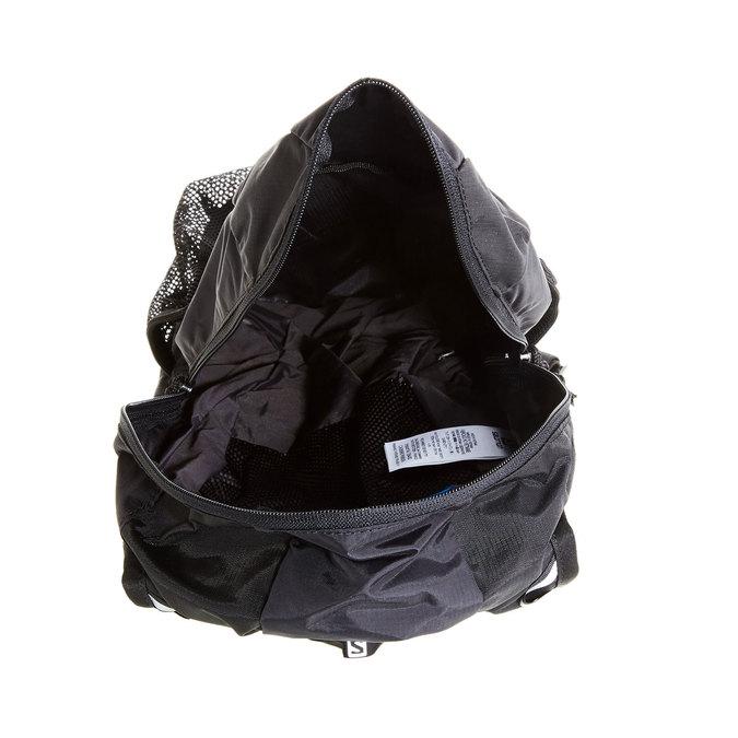 Sportovní batoh salomon, černá, 969-6050 - 15