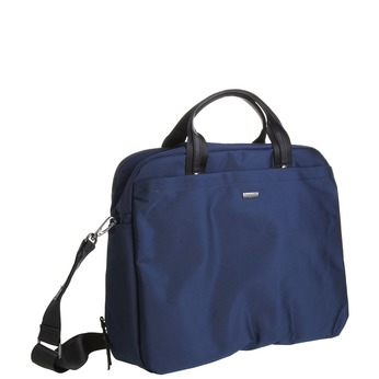 Taška na notebook bugatti-bags, modrá, 969-9052 - 13