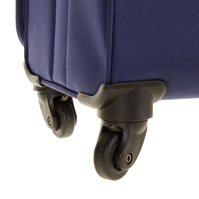 Cestovní kufr na kolečkách american-tourister, modrá, 969-9106 - 19
