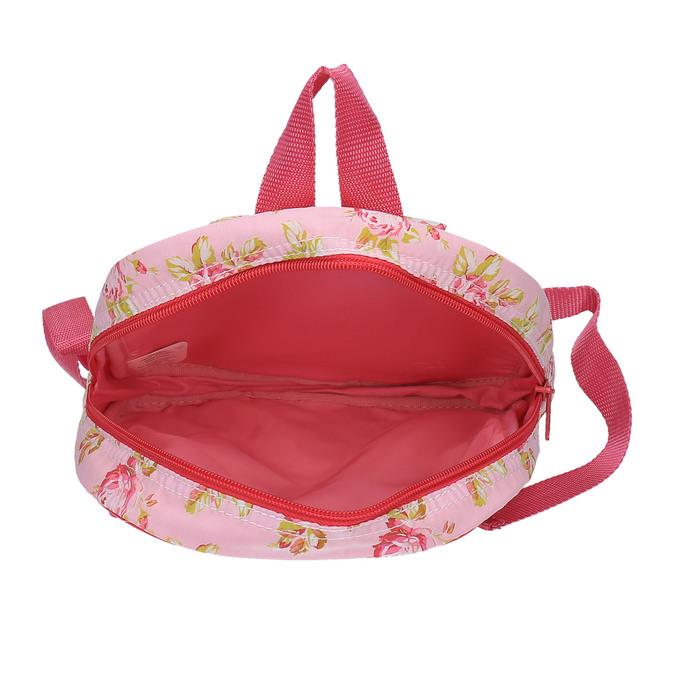 Dětský růžový batoh lelli-kelly, červená, 969-5015 - 15