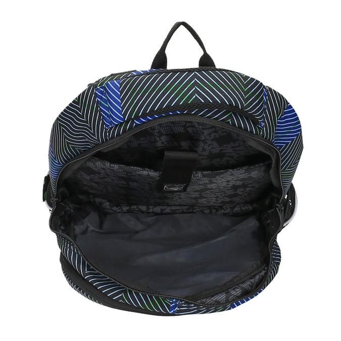 Školní batoh s potiskem bagmaster, modrá, 969-9614 - 15