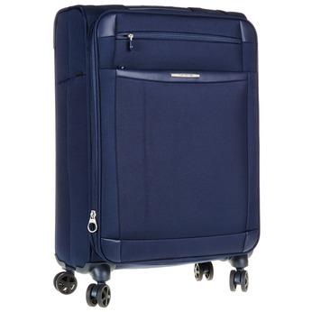 Textilní cestovní kufr na kolečkách samsonite, modrá, 969-9342 - 13
