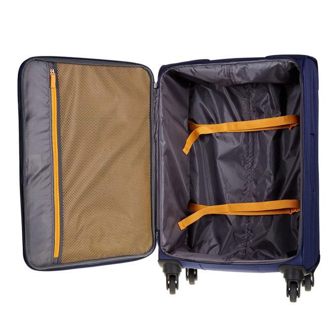 Cestovní kufr na kolečkách american-tourister, modrá, 969-9108 - 15
