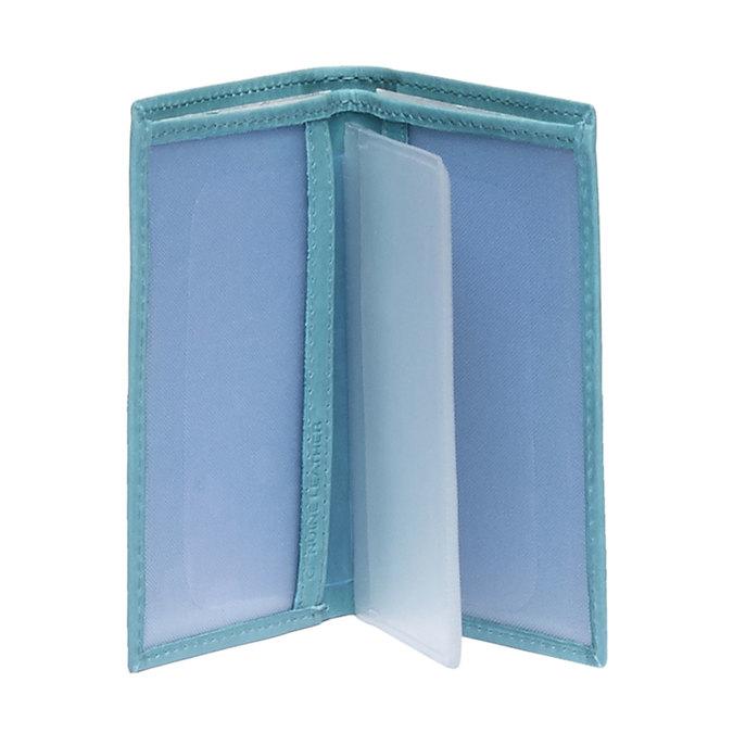Kožené pouzdro na karty bata, modrá, 944-9158 - 15