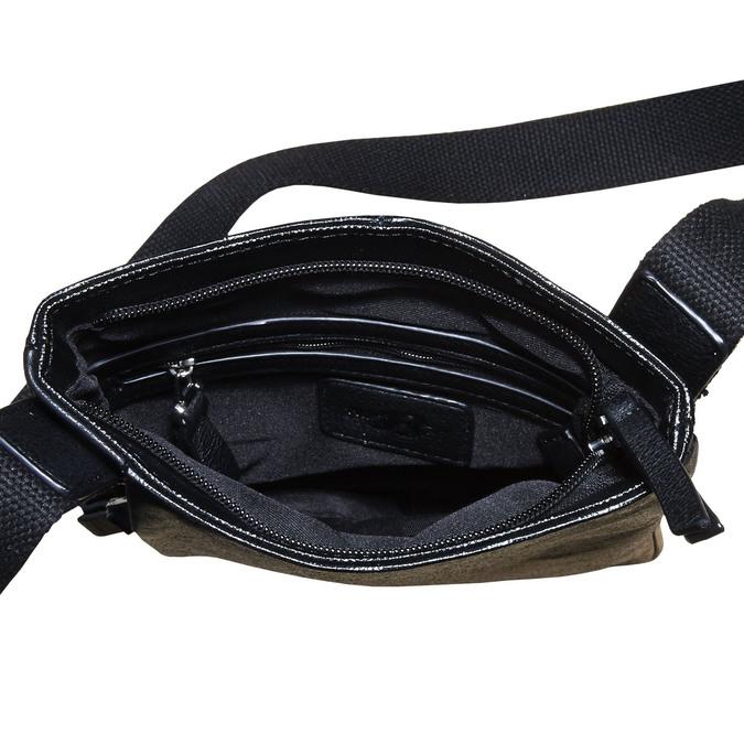 Pánský Messenger bata, černá, 961-6431 - 15