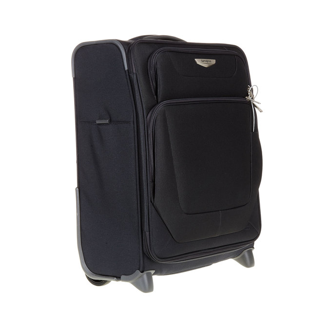 Cestovní kufr na kolečkách samsonite, černá, 969-6500 - 13