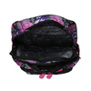 Školní batoh s motýlky bagmaster, růžová, fialová, 969-5607 - 17