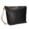 Kožená Crossbody kabelka weinbrenner, černá, 964-6201 - 13