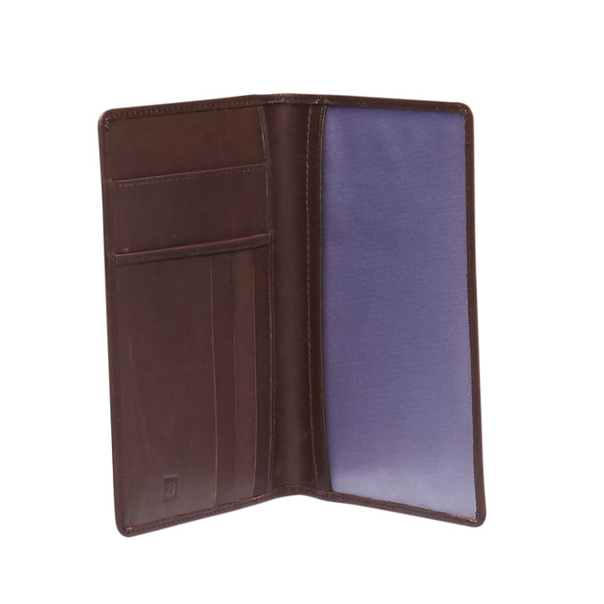 Kožené pouzdro na karty bata, hnědá, 944-4159 - 15