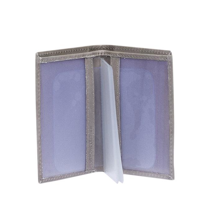 Kožené pouzdro na karty bata, šedá, 944-2158 - 15