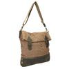 Prostorná Crossbody taška weinbrenner, hnědá, 969-8616 - 13