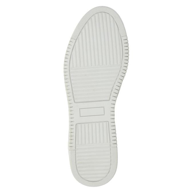 Dámské kožené tenisky bata, růžová, 526-5612 - 26