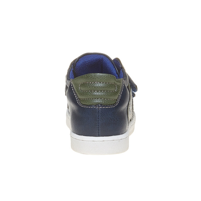 Modré dětské tenisky mini-b, modrá, 211-9152 - 17