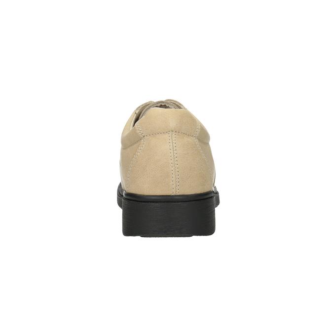 Pánská zdravotní obuv medi, béžová, 854-8205 - 17