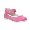 Dívčí střevíčky ke kotníkům bubblegummer, růžová, 129-5148 - 13