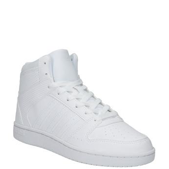 Bílé kotníčkové tenisky adidas, bílá, 501-1741 - 13