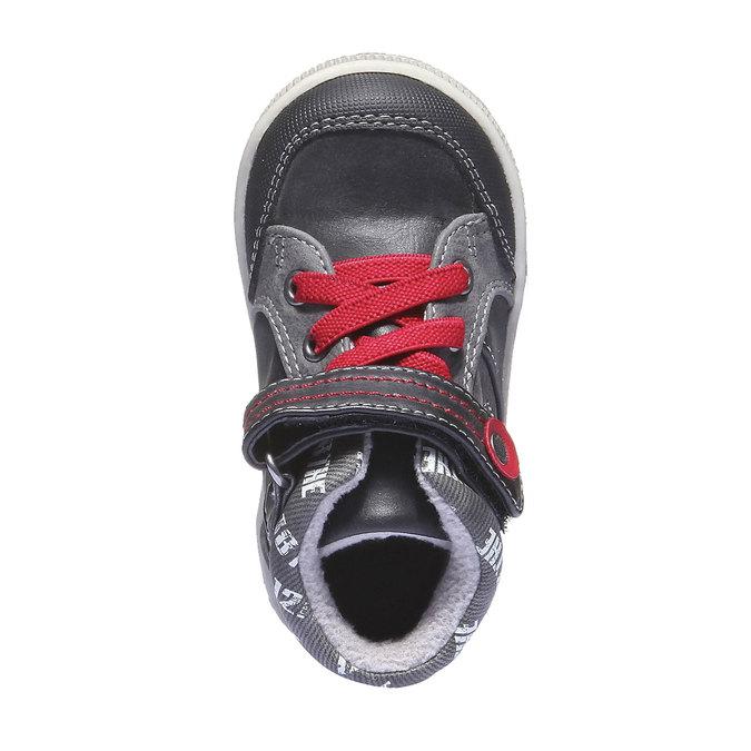 Kids shoes mini-b, černá, 111-6102 - 19