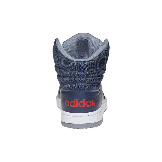 Pánské kotníčkové tenisky adidas, modrá, 801-9240 - 17