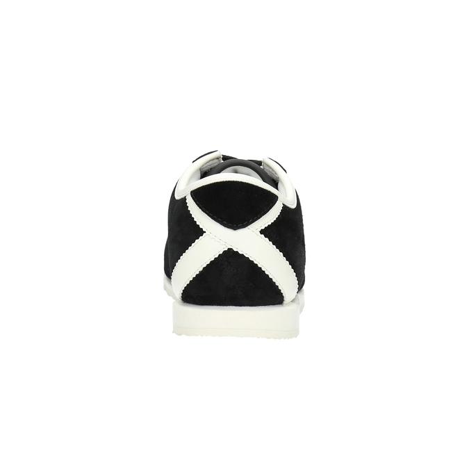 Černé dámské tenisky le-coq-sportif, černá, 503-6567 - 17