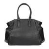 Dámská kabelka s pevnými uchy bata, černá, 961-6702 - 26