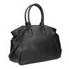 Dámská kabelka s pevnými uchy bata, černá, 961-6702 - 13