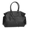Dámská kabelka s pevnými uchy bata, černá, 961-6702 - 19