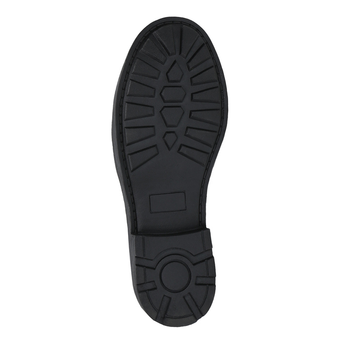 Dětské Chelsea Boots mini-b, černá, 321-5602 - 26