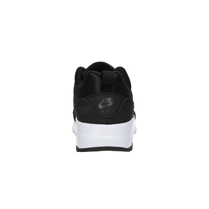 pánská sportovní obuv černá nike, černá, 809-6116 - 17