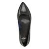Dámské černé baleríny vagabond, černá, 524-6005 - 19