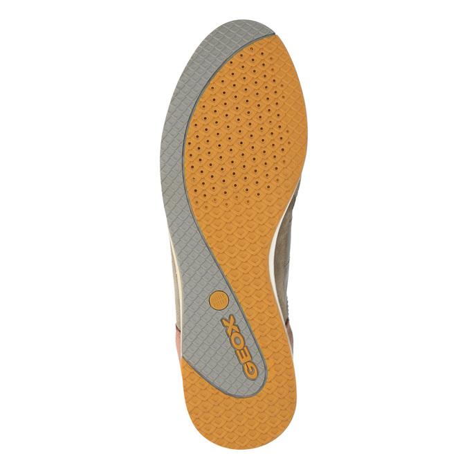 Dámské kožené tenisky geox, 523-8030 - 26