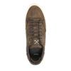 Pánské tenisky na široké podešvi bata, hnědá, 841-4606 - 19