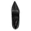 Dámské lodičky na silnějším podpatku classico-and-bellezza, černá, 724-6007 - 19