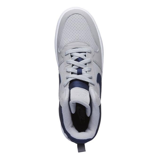 Pánské kotníčkové tenisky nike, šedá, 801-2332 - 19