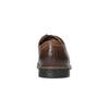 Pánské kožené polobotky v ležérním stylu rockport, hnědá, 824-4005 - 17