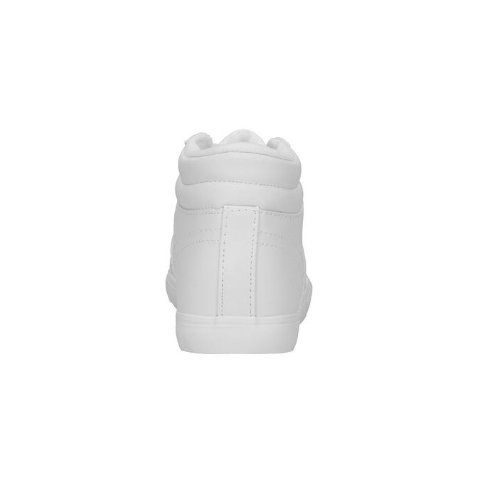 Bílé kotníčkové tenisky power, bílá, 501-1400 - 17