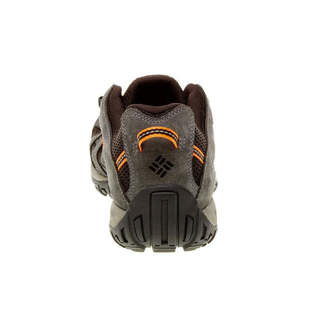 Sportovní obuv v Outdoor stylu columbia, černá, 849-6022 - 17