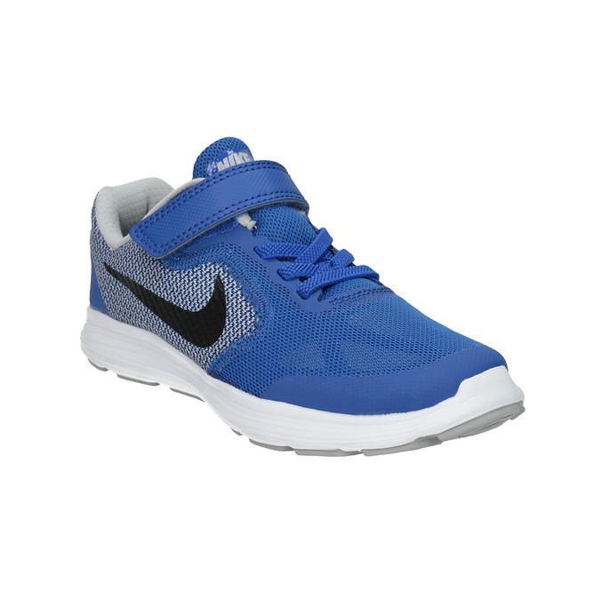 Dětské sportovní tenisky modré nike, modrá, 309-9322 - 13