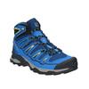 Kotníčková obuv v Outdoor stylu salomon, modrá, 849-9052 - 13