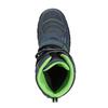 Dětská zimní obuv na suché zipy richter, modrá, 429-9001 - 19
