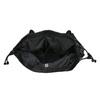 Černá kabelka s květinovým vzorem gabor-bags, černá, 961-6008 - 15