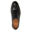 Ležérní kožené polobotky bata, černá, 824-6678 - 19