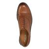 Pánské kožené polobotky vagabond, hnědá, 824-3003 - 19