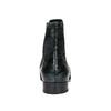 Kožená kotníčková obuv ve stylu Chelsea Boots classico-and-bellezza, černá, 513-6001 - 17