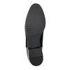 Kožená kotníčková obuv ve stylu Chelsea Boots classico-and-bellezza, černá, 513-6001 - 26