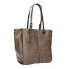 Hnědá dámská kabelka bata, šedá, 961-2123 - 13