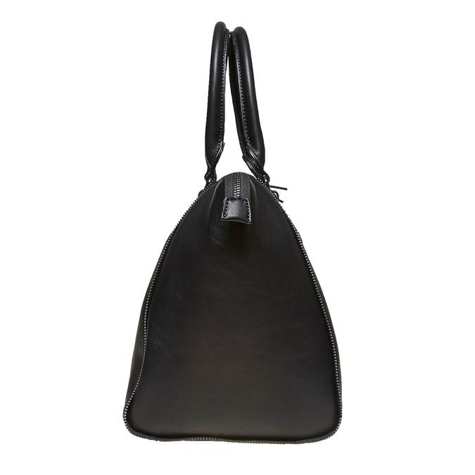 Elegantní dámská kabelka bata, černá, 961-6666 - 19