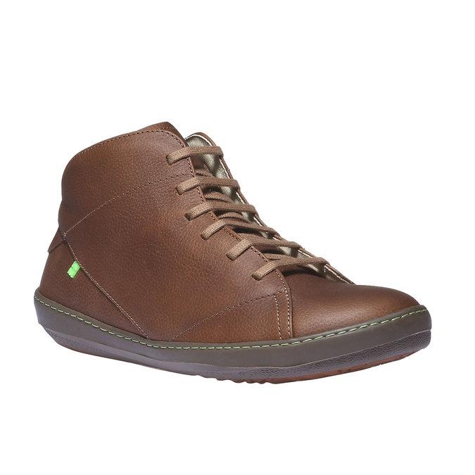 Ankle Boots el-naturalista, hnědá, 896-4019 - 13